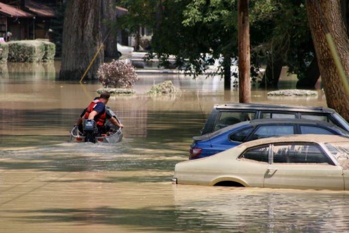 Newnan police helping with Hurricane Harvey relief effort
