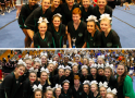 Cheer team wraps up perfect season