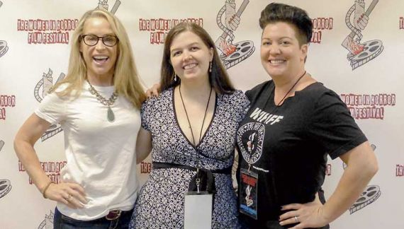 'Women in horror' hold PTC film fest