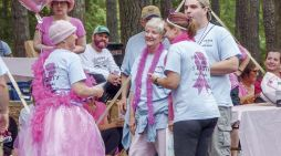 Exercising for breast cancer survivors