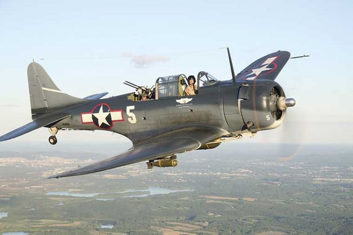Dive into pivotal WWII battle Saturday at Falcon Field