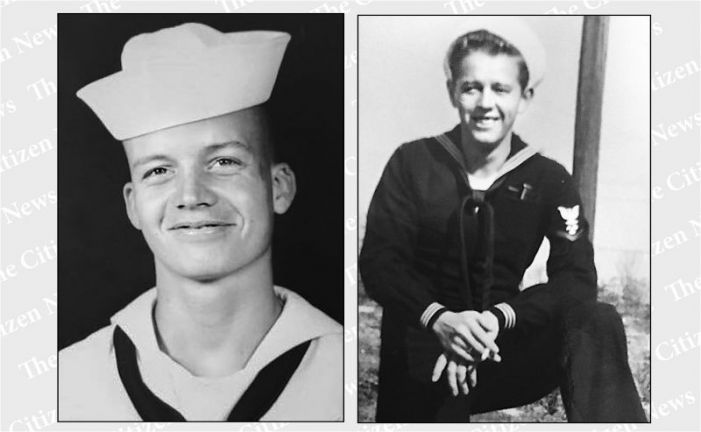 School's veterans event reunites Navy buddies after 6 decades