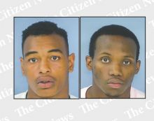 Fayette jails 2 men for armed robbery