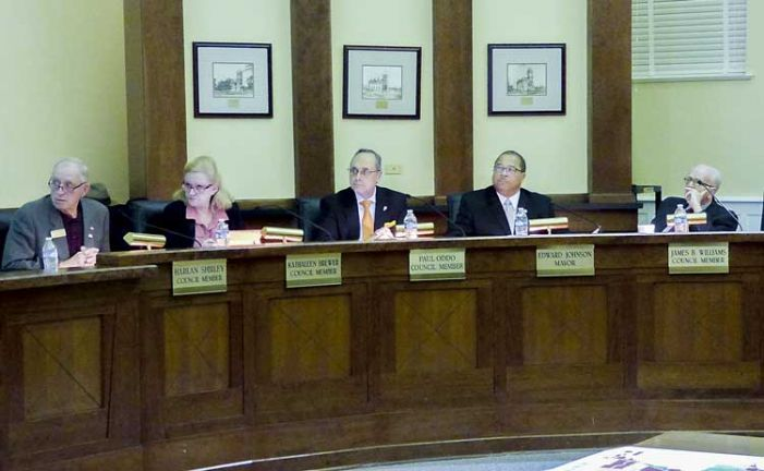 Fayetteville agrees to meet Fayette annexation terms