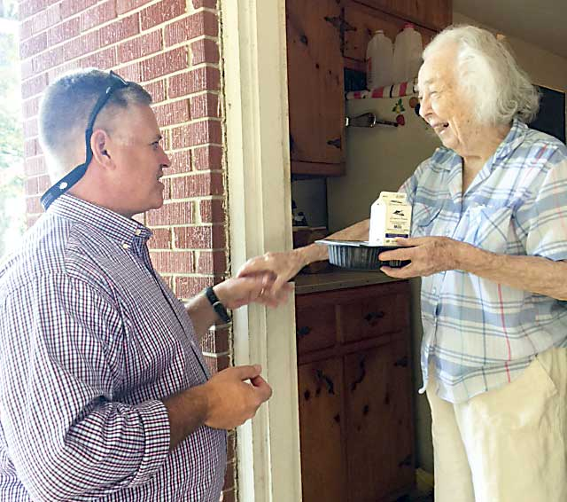 Project Love to help feed needy seniors in Fayette