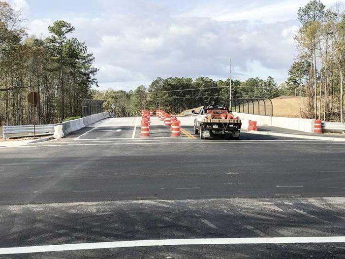 MacDuff bridge ready to transform traffic in west Peachtree City