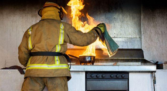 Cook up joy, not a tragic fire