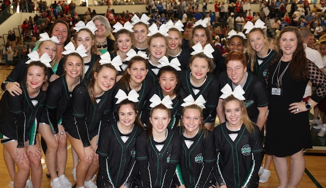 Region cheer champs