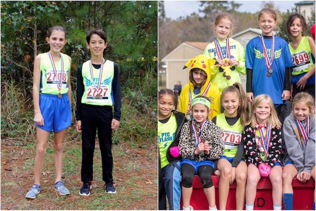 State champion runners