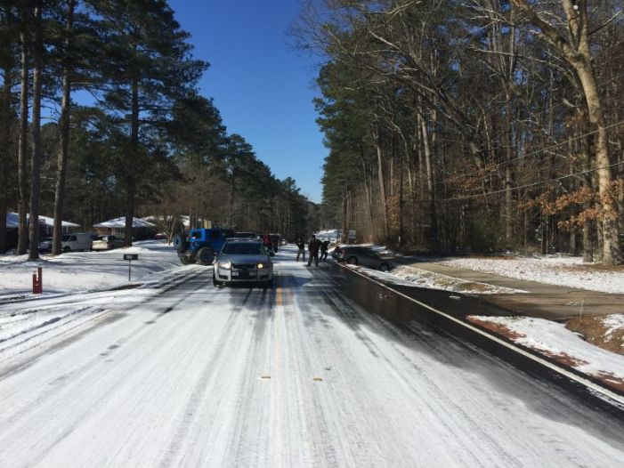 Newnan, Coweta County impose weather-related curfew