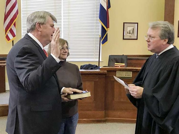 New year, new councilman for Fayetteville
