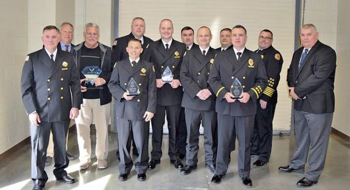Peachtree City Fire/Rescue tops in region