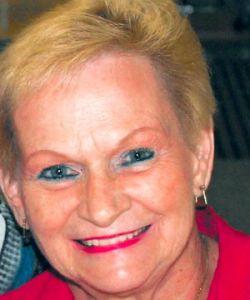 Betty Carol Overton Jimmerson
