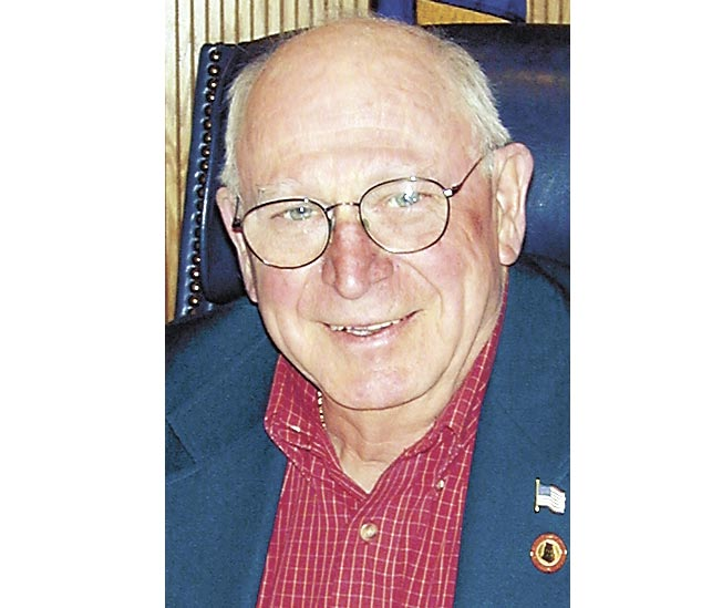 Former PTC mayor, Fayette County Commissioner Herb Frady passes away