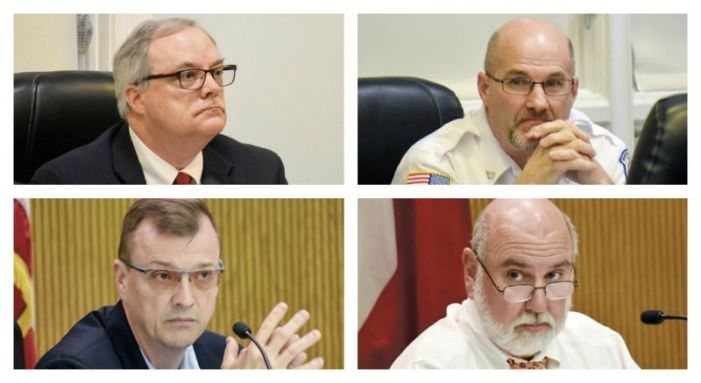 Fayette County Commission 3-to-2 vote: No probe needed for 9-1-1 Call Center