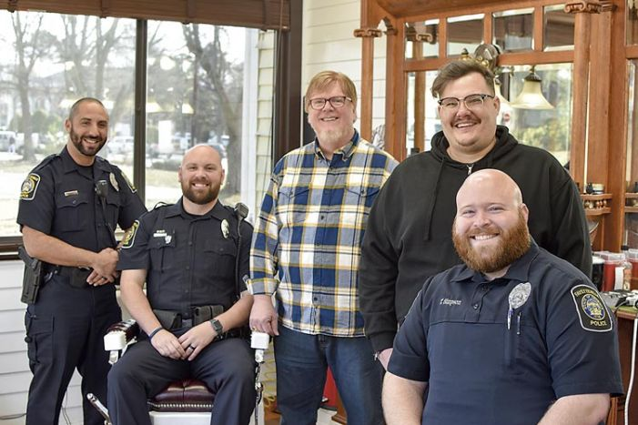 Fayetteville police plan to bust some beards, BBQ