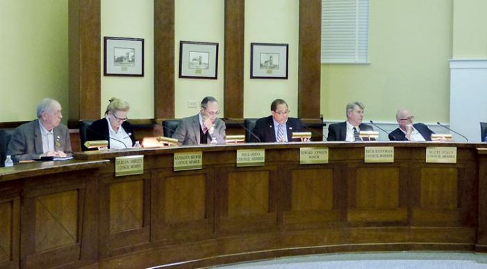Fayetteville monument request put on hold