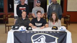 Mills makes college choice