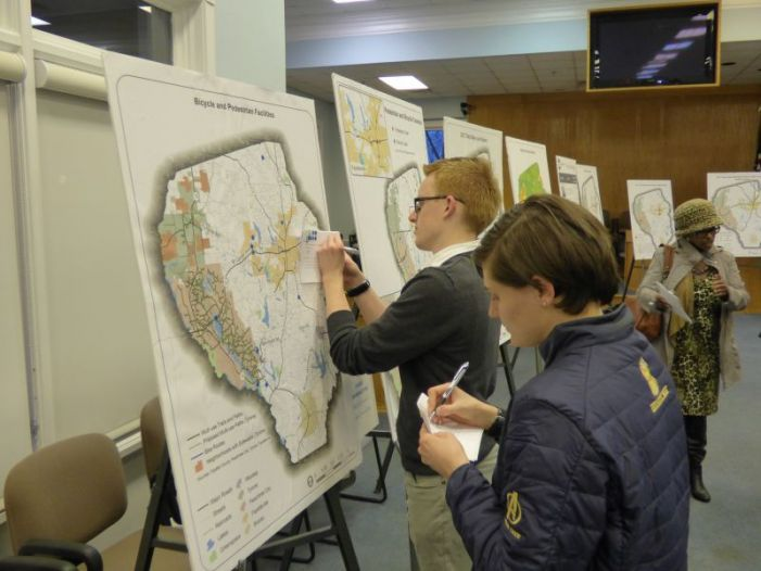 Low turnout for Fayette Transportation Plan open house, second meeting coming on March 6