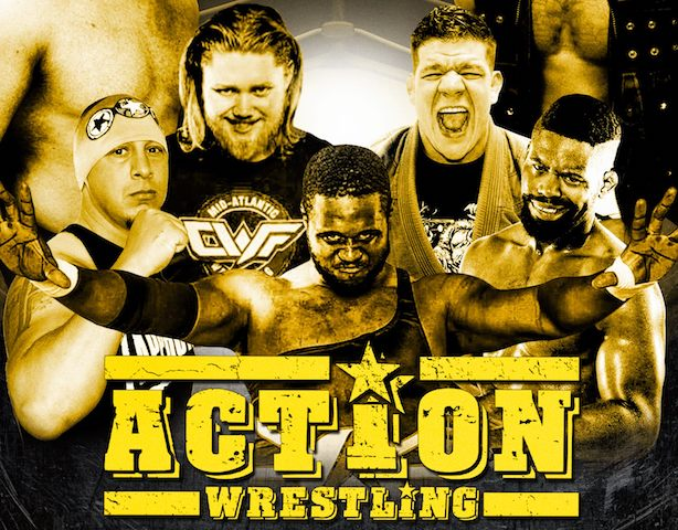 Wrestling comes to Tyrone