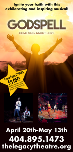 Godspell Citizen Ad