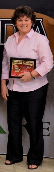 Smith wins regional award