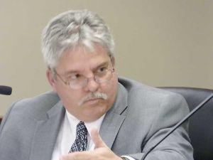 Jon Rorie, city manager of Peachtree City. Photo/Ben Nelms.