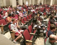 Fayette officials quizzed about school safety