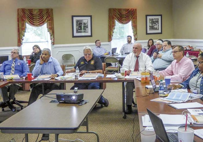 Rousseau presses for joint countywide planning efforts