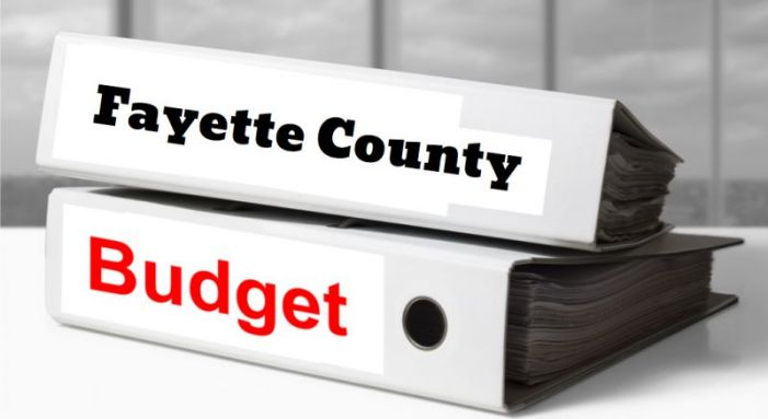 Fayette County plans $52 million budget, no tax increases