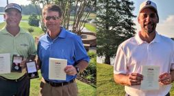 Three qualify for U.S. Senior Open