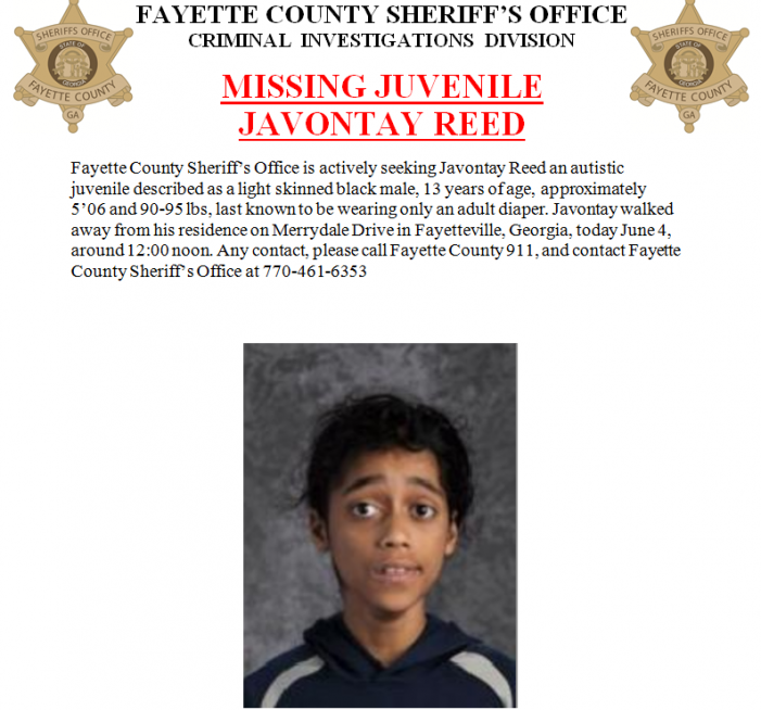 Tragic ending to search for south Fayette boy