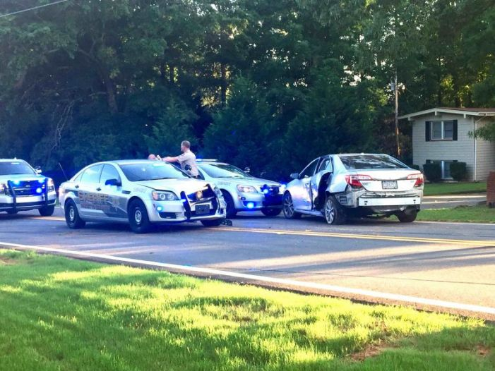 Jonesboro man faces multiple charges for causing wrecks while fleeing deputies