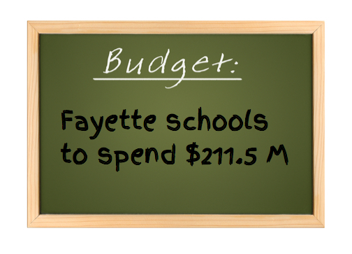 Record Fayette school budget to add 31 new teachers