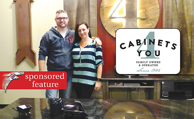 Cabinets 4 You celebrates 30 years in custom and semi-custom cabinetry