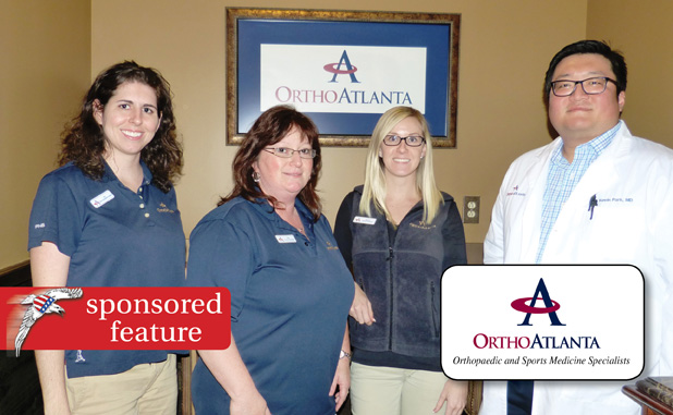 Ortho Atlanta introduces Kevin Park, Spine Specialist