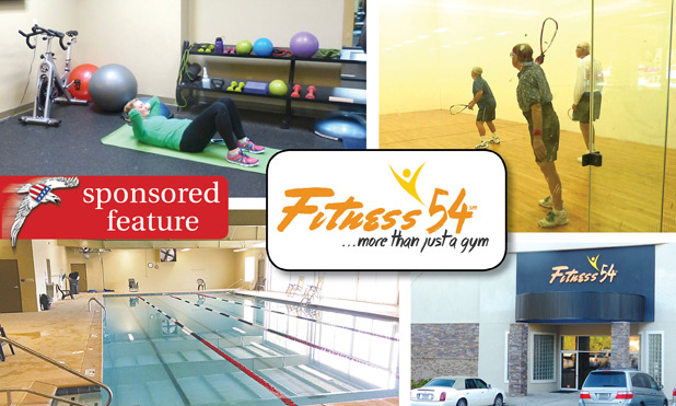 Peachtree City gym Fitness 54 is affordable and friendly