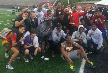 Wildcats take region track crown