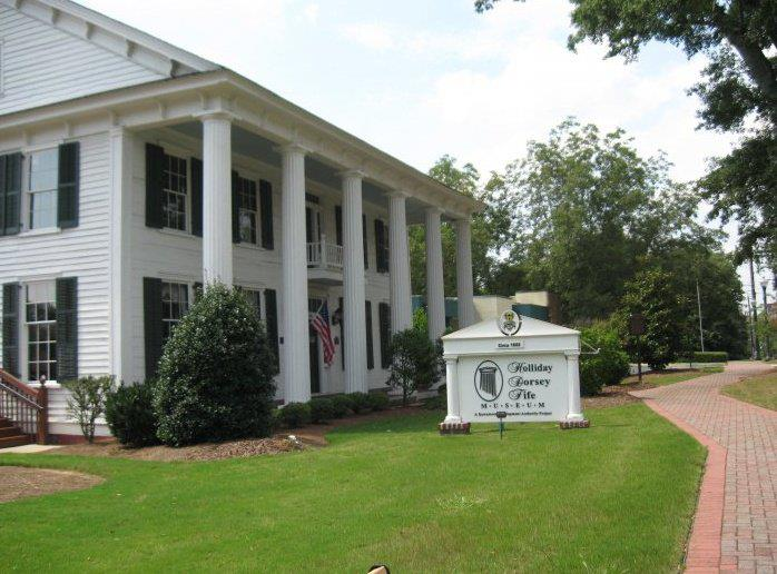 Living History Days at Holliday Dorsey Fife Museum