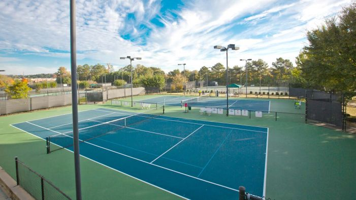 PTC tennis center receives top honors