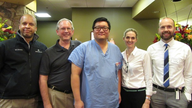 Fayette office welcomes new surgeon