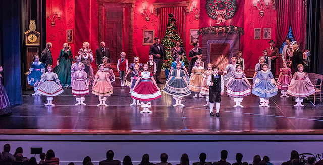 Nutcracker on stage Nov. 25-27