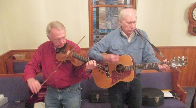 Bluegrass dinner fundraiser Jan. 21