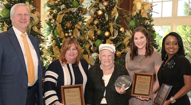 Southland accepts Centers of Excellence Award