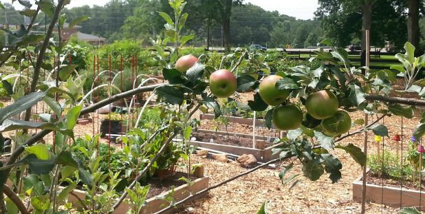 Garden Tour is May 14