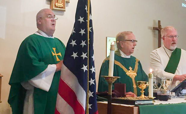Memorial Day at Christ the King