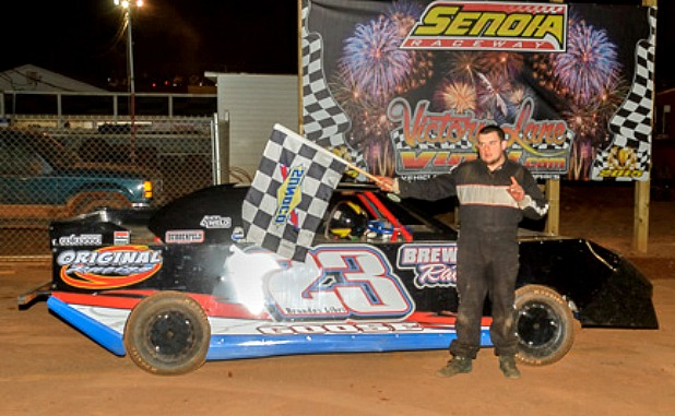 Young talent flexes big muscle at Senoia Raceway