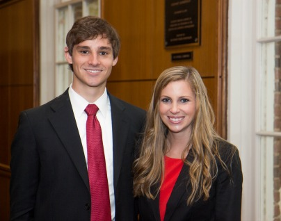 McIntosh grads honored by UGA