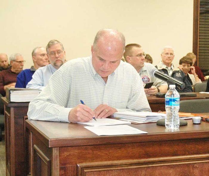 PTC's Rast in running for city manager of Senoia