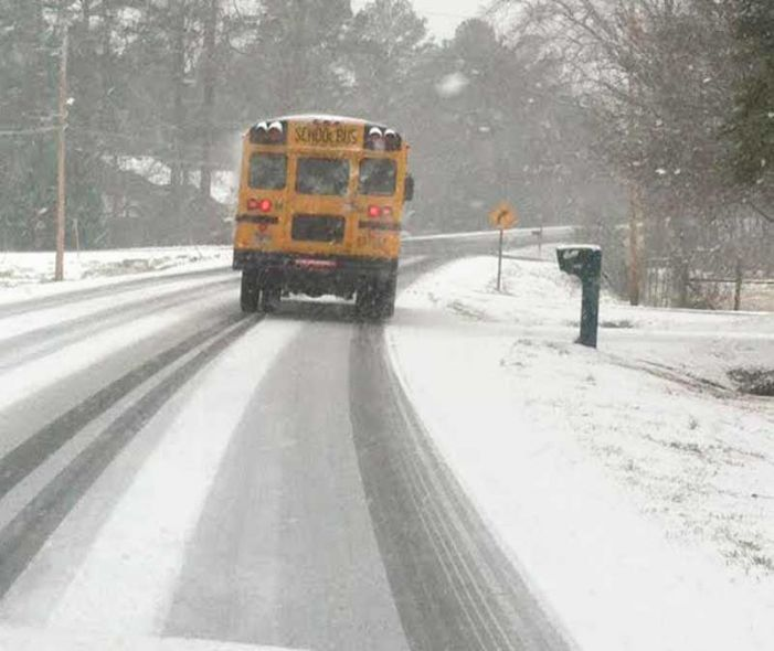 Fayette schools closing two hours early.